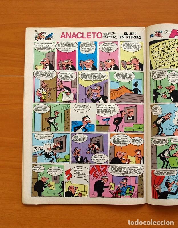 Tebeos: Mortadelo Especial, Baker Street, nº 170 - Editorial Bruguera 1978 - Foto 5 - 138019122