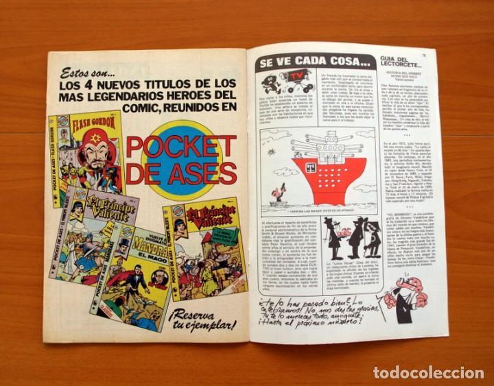 Tebeos: Mortadelo Especial, Baker Street, nº 170 - Editorial Bruguera 1978 - Foto 6 - 138019122