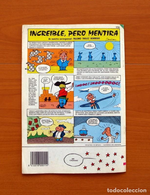Tebeos: Mortadelo Especial, Baker Street, nº 170 - Editorial Bruguera 1978 - Foto 7 - 138019122
