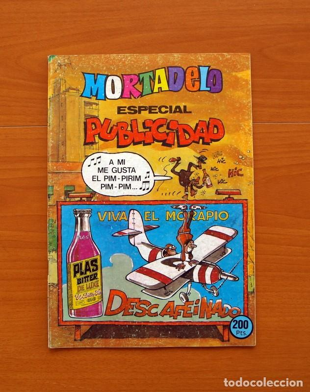 MORTADELO ESPECIAL, PUBLICIDAD, Nº 178 - EDITORIAL BRUGUERA 1978 (Tebeos y Cómics - Tebeos Extras)