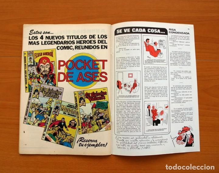 Tebeos: Mortadelo Especial, Publicidad, nº 178 - Editorial Bruguera 1978 - Foto 6 - 138020214