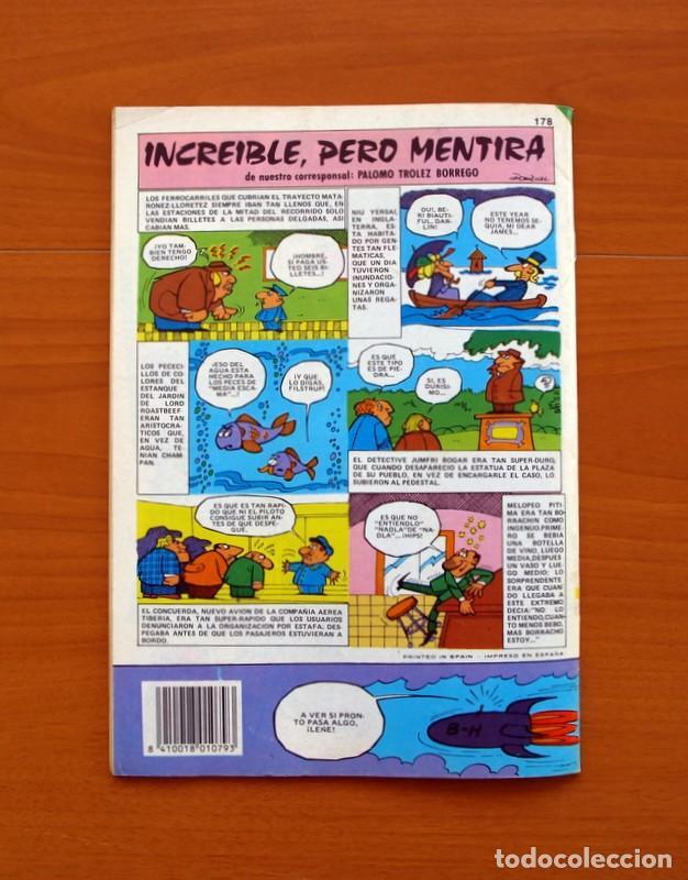 Tebeos: Mortadelo Especial, Publicidad, nº 178 - Editorial Bruguera 1978 - Foto 7 - 138020214