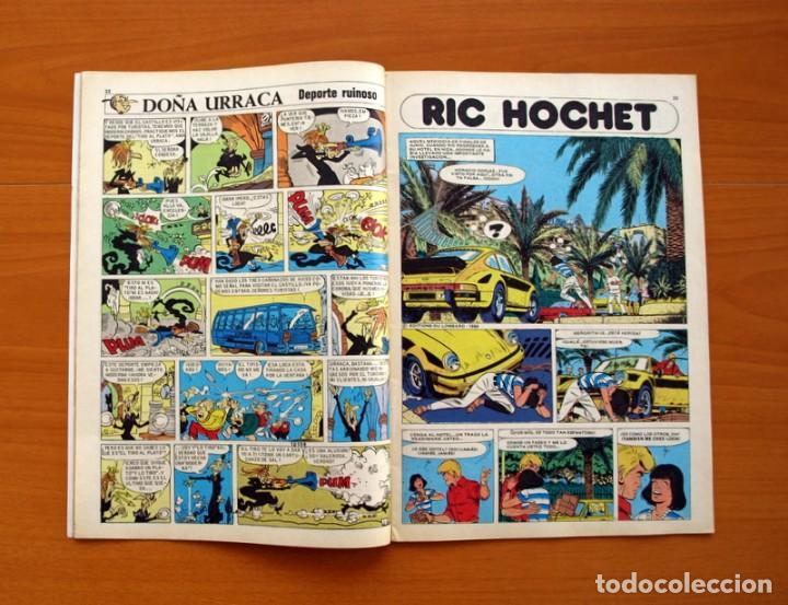 Tebeos: Mortadelo Especial, LLegan los Turistas, nº 180 - Editorial Bruguera 1978 - Foto 3 - 138020830