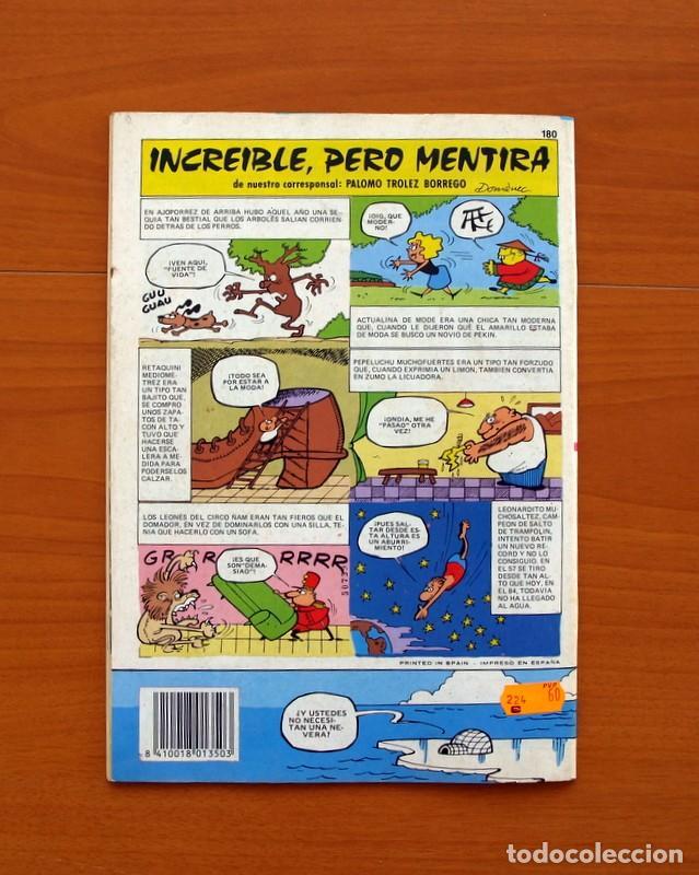 Tebeos: Mortadelo Especial, LLegan los Turistas, nº 180 - Editorial Bruguera 1978 - Foto 7 - 138020830