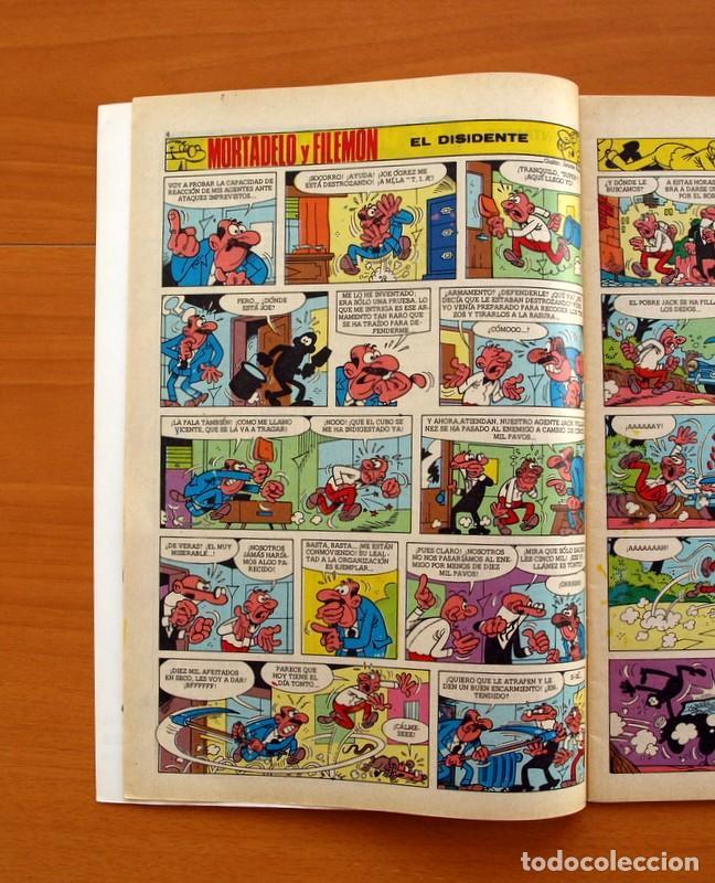 Tebeos: Mortadelo Especial, Adios, verano, adios, nº 182 - Editorial Bruguera 1978 - Foto 3 - 138021734