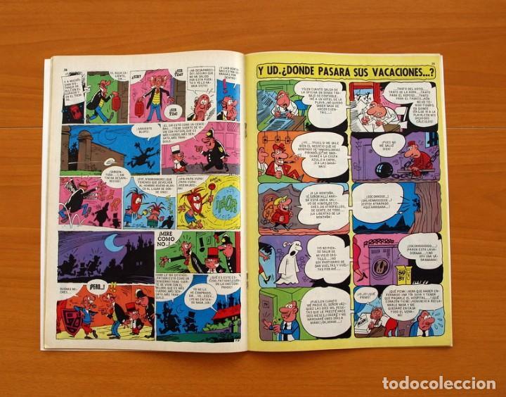 Tebeos: Mortadelo Especial, Adios, verano, adios, nº 182 - Editorial Bruguera 1978 - Foto 4 - 138021734