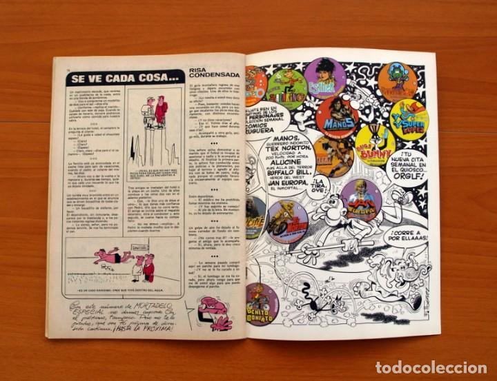 Tebeos: Mortadelo Especial, Adios, verano, adios, nº 182 - Editorial Bruguera 1978 - Foto 6 - 138021734