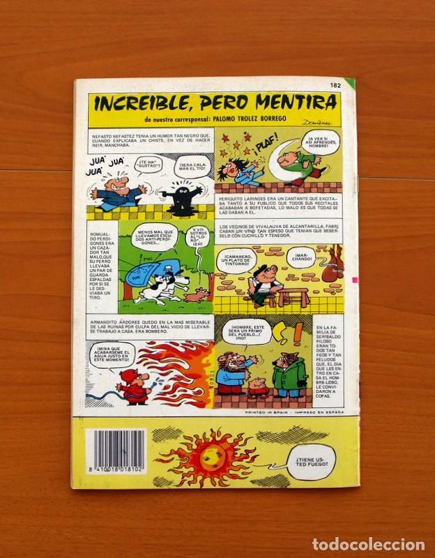 Tebeos: Mortadelo Especial, Adios, verano, adios, nº 182 - Editorial Bruguera 1978 - Foto 7 - 138021734