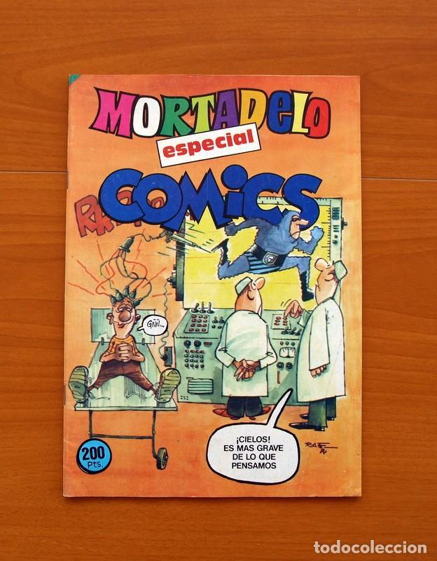 MORTADELO ESPECIAL, COMICS, Nº 185 - EDITORIAL BRUGUERA 1978 (Tebeos y Cómics - Tebeos Extras)