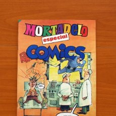 Tebeos: MORTADELO ESPECIAL, COMICS, Nº 185 - EDITORIAL BRUGUERA 1978. Lote 138022178