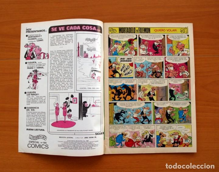 Tebeos: Mortadelo Especial, Comics, nº 185 - Editorial Bruguera 1978 - Foto 2 - 138022178