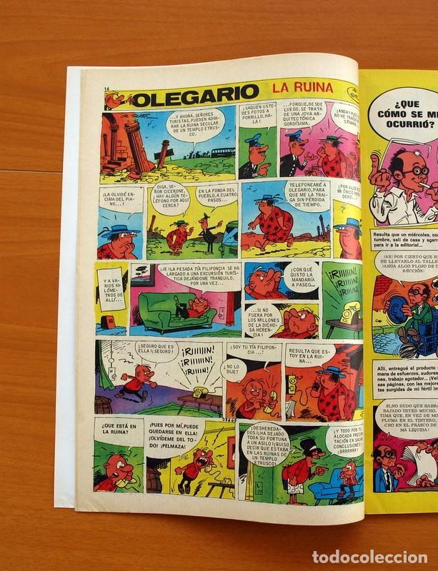 Tebeos: Mortadelo Especial, Comics, nº 185 - Editorial Bruguera 1978 - Foto 3 - 138022178