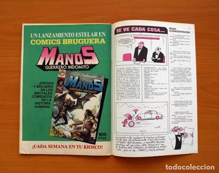 Tebeos: Mortadelo Especial, Comics, nº 185 - Editorial Bruguera 1978 - Foto 6 - 138022178