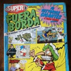 Tebeos: SUPER FUERA BORDA Nº 3 SARPE. Lote 139537578