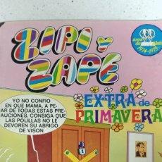 Tebeos: ZIPI Y ZAPE. EXTRA DE PRIMAVERA. Lote 139651877
