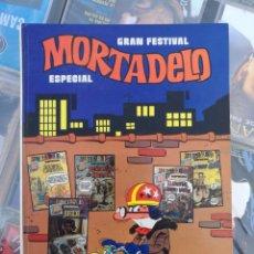 Tebeos: MORTADELO ESPECIAL GRAN FESTIVAL 1 !IMPECABLE!. Lote 139686434