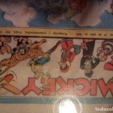 Tebeos: COMIC MICKEY FECHA 18 DE JULIO DE 2936 (ERRATA EN LA FECHA, 1936). Lote 139717510
