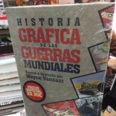Tebeos: HISTORIA GRÁFICA DE LAS GUERRAS MUNDIALES. Lote 140169266