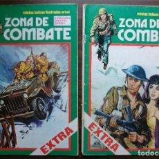 Tebeos: ZONA DE COMBATE. Nº 32 Y Nº 41 AÑO 1979. Lote 140183610