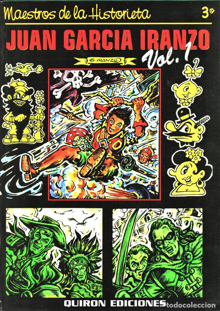 TEBEOS-COMICS CANDY - IRANZO - VOL 1 - - QUIRON EDICIONES - - *AA98 (Tebeos y Cómics - Tebeos Extras)