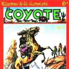 Tebeos: TEBEOS-COMICS CANDY - EL COYOTE - VOL 2 - - QUIRON EDICIONES - - *AA98. Lote 141908274