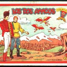 Tebeos: TEBEOS-COMICS CANDY - MARGARITA - 115 - FAVENCIA - LOS DOS AMIGOS - RARO - *UU99. Lote 141908626
