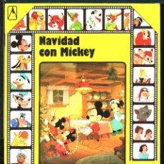 Tebeos: TEBEOS-COMICS CANDY - UNA NAVIDAD CON MICKEY - EVEREST - RARO - *XX99. Lote 141914394