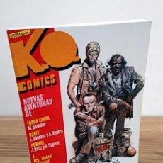 Tebeos: K.O. COMICS. EXTRA 1 (N º 1, 2, 3, 4). COLECCIÓN COMPLETA. METROPOL. NUEVO 1 ª ED. 1984. Lote 142807726