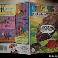 Tebeos: PULGARCITO - EXTRA VACACIONES - NÚMERO 32 - BRUGUERA. Lote 144643330