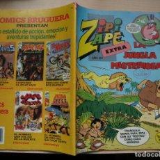 Tebeos: ZIPI ZAPE - EXTRA - LA JUNGLA MISTERIOSA - NÚMERO 79 - BRUGUERA. Lote 171690404