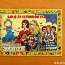 Tebeos: CUENTOS GRÁFICOS INFANTILES CASCABEL Nº 183 - EXTRAORDINARIO DE NAVIDAD 1959 - EDITORIAL VALENCIANA. Lote 146410598
