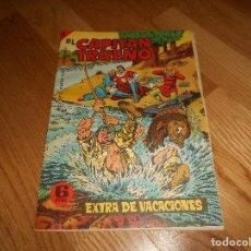 Tebeos: CAPITAN TRUENO EXTRA DE VACACIONES 1964 ORIGINAL PERFECTO. Lote 217172471