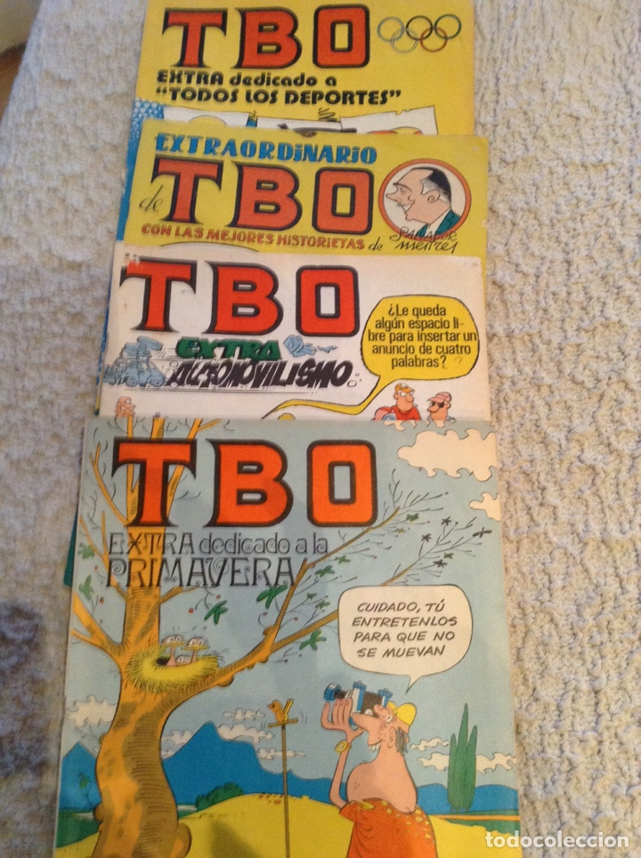 TBO LOTE 29 COMICS (Comics - Tebeos Extras)