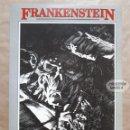 Tebeos: FRANKENSTEIN - BERNIE WRIGHTSON - EDICIÓN NUMERADA Y LIMITADA - 1981 - STUDIO ESPECIAL Nº 1 - JMV. Lote 152149450