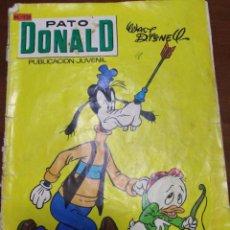 Tebeos: PATO DONALD DE WALT DISNEY DE 1971 NÚMERO 125. Lote 146930730