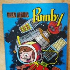 Tebeos: GRAN ALBUM PUMBY Nº 2-100 PAGINAS.-1982.EDIT. VALENCIANA. Lote 148574102