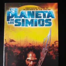 Tebeos: EL PLANETA DE LOS SIMIOS - CÓMIC ADAPTACIÓN OFICIAL AÑO 2001 - 52 PÁGINAS. Lote 151945665