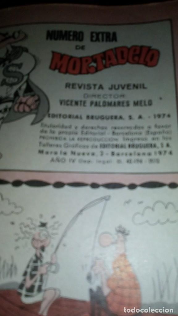 SUPERMORTADELO DE 1974 (Tebeos y Cómics - Tebeos Extras)