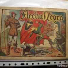 Tebeos: FLECHA NEGRA - TOMO 1 - PRECIO 3 PESETAS - ORIGINAL - TORAY. Lote 154495118