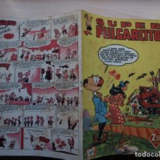 Tebeos: SUPER PULGARCITO - NÚMERO 18 - ORIGINAL - BRUGUERA. Lote 155307846