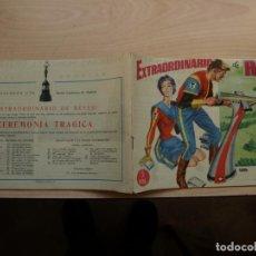 Tebeos: DIEGO VALOR - EXTRAORDINARIO DE REYES - ORIGINAL - CID. Lote 155308458