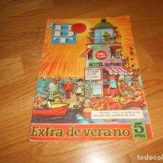 Tebeos: EL DDT EXTRA DE VERANO 1962 - F.IBAÑEZ, CONTI, ESCOBAR, GOSSET, SEGURA, PEÑA RROYA, SANCHIS. Lote 155796614