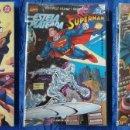 Tebeos: LOTE CROSSOVERS SUPERMAN BATMAN HULK CAPITÁN AMÉRICA ESTELA PLATEADA - FORUM. Lote 155931612