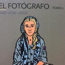 Tebeos: EL FOTÓGRAFO. TOMO 2. Lote 156691222