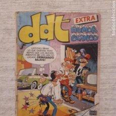 Tebeos: DDT. EXTRA HUMOR BLANCO.. Lote 157799194