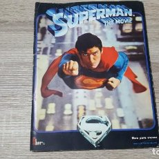 Tebeos: SUPERMAN THE MOVIE. Lote 157886846