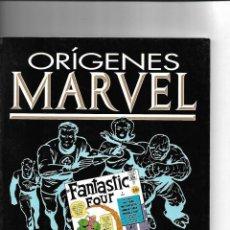 Livros de Banda Desenhada: ORIGENES MARVEL. THE FANTASTIC FOUR . VOL 1. NOS 1-5. FÓRUM.. Lote 158689918