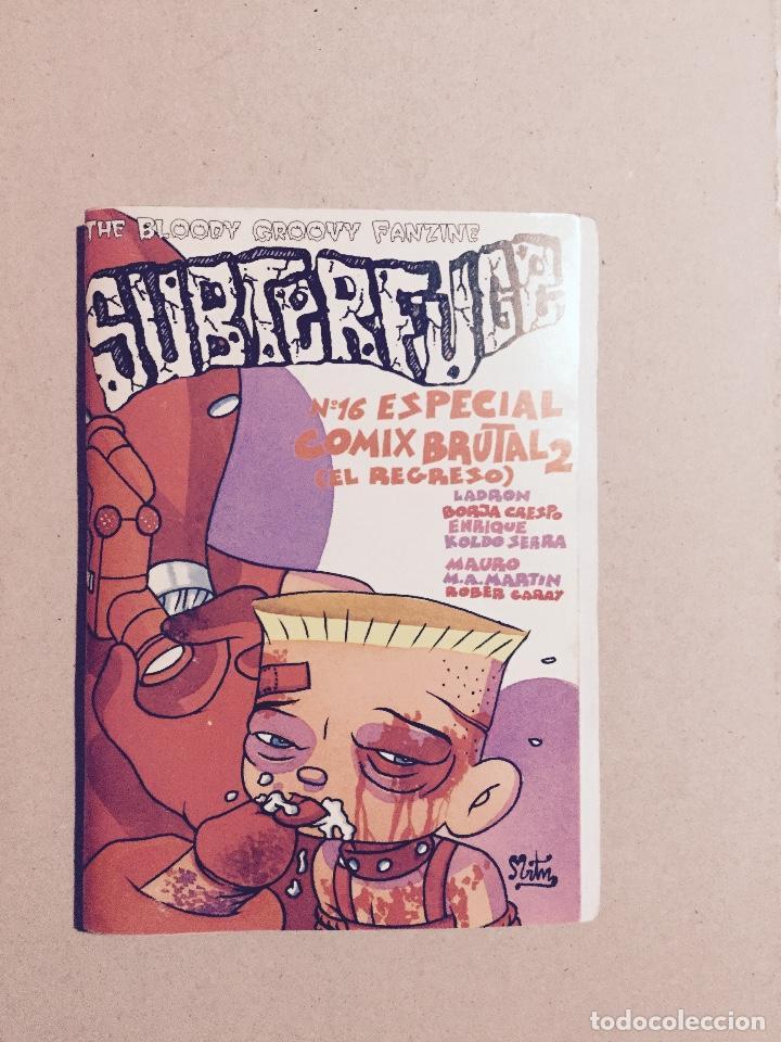 SUBTERFUGE. ESPECIAL COMIX BRUTAL 2 (Tebeos y Cómics - Tebeos Extras)