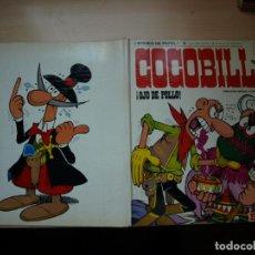 Tebeos: COCOBILL - HEROES DE PAPEL - 4 - BURULAN. Lote 158963618