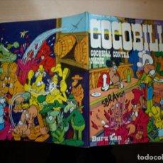 Tebeos: COCOBILL - HEROES DE PAPEL - 2 - BURULAN. Lote 158963878